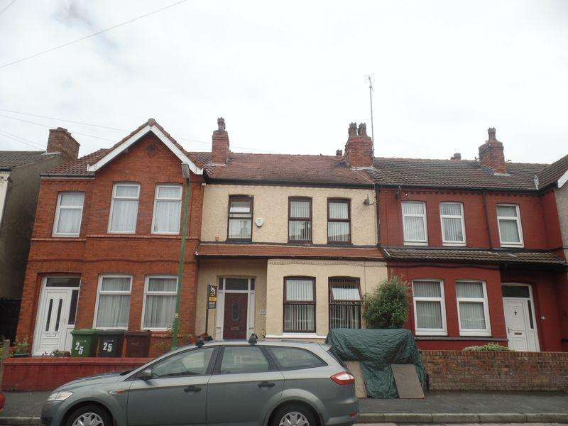 3 Bedrooms Terraced House for sale in 27 Shaftesbury Road, Liverpool