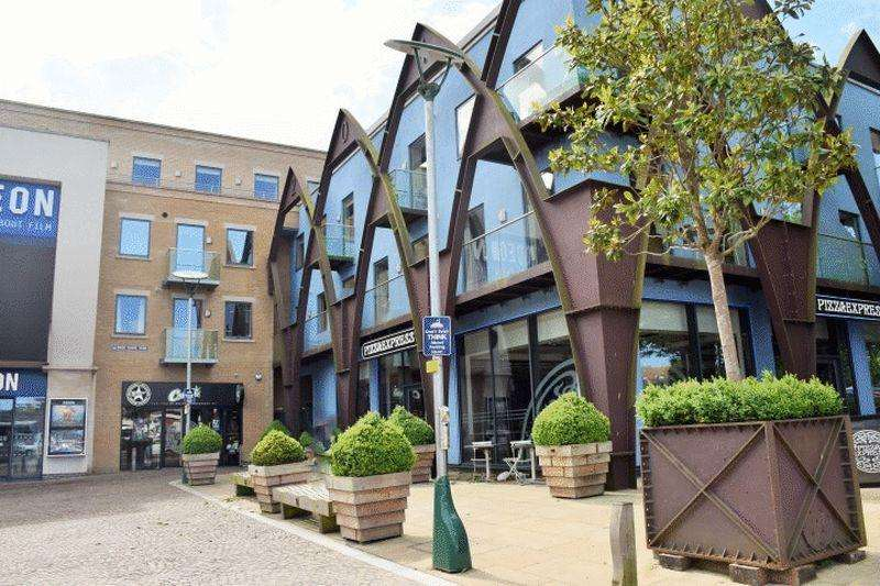 1 Bedroom Apartment Flat for sale in Fairfield, Brewery Square, Dorchester,
