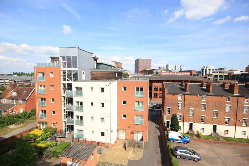 1 Bedroom Apartment Flat for sale in Jeffrey Place, Caversham Road, Reading, RG1