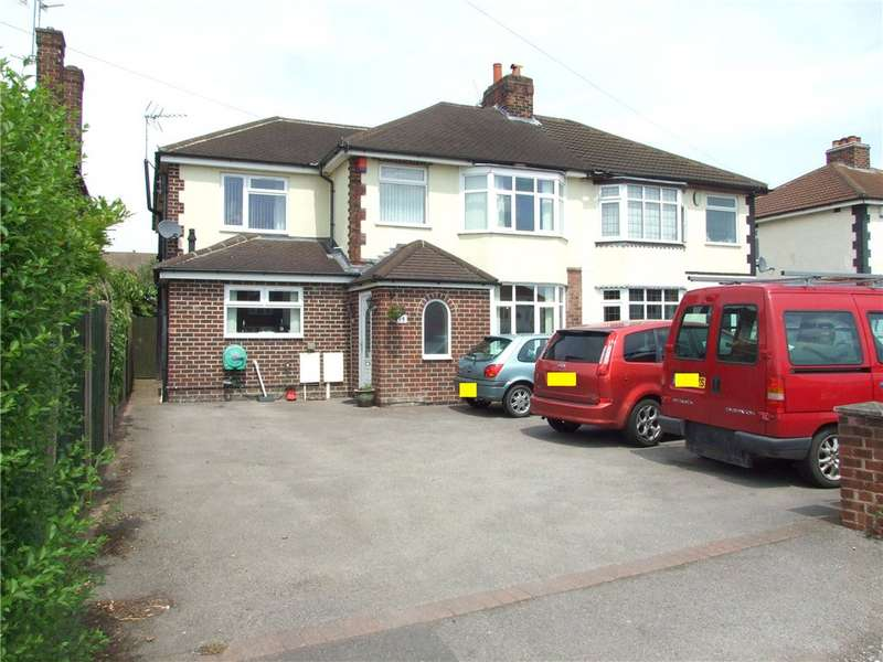 4 Bedrooms Semi Detached House for sale in Dale Road, Spondon, Derby, Derbyshire, DE21