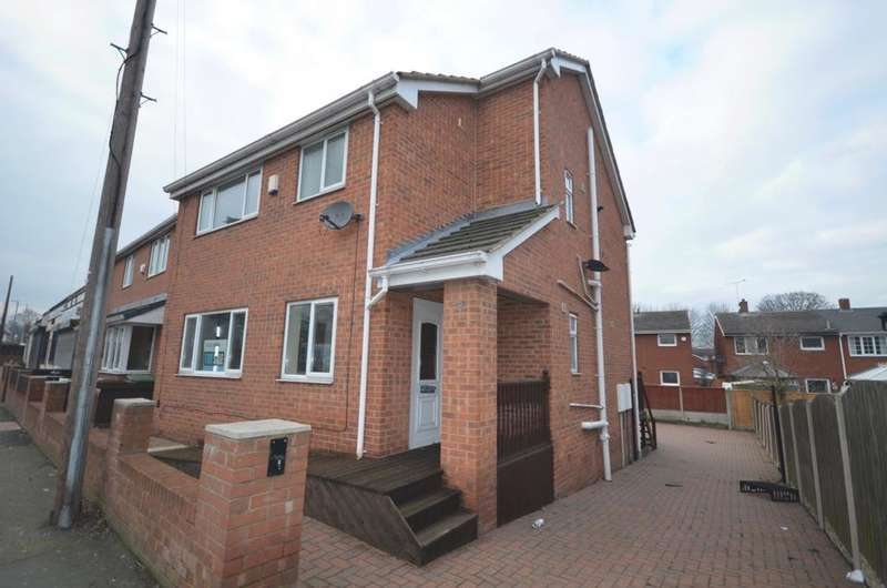 3 Bedrooms Detached House for sale in Cow Lane, Havercroft, WF4