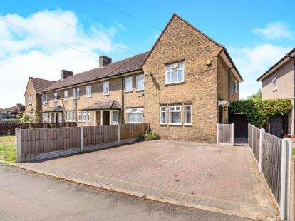 2 Bedrooms End Of Terrace House for sale in Dagenham, London, United Kingdom