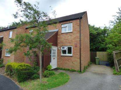 3 Bedrooms Semi Detached House for sale in Sterling Close, Pennyland, Milton Keynes, Buckinghamshire