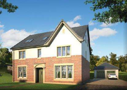 5 Bedrooms Detached House for sale in RANFURLY VIEW, Clevans Road