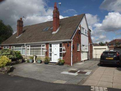 3 Bedrooms Bungalow for sale in Waddicar Lane, Melling, Merseyside, Uk, L31