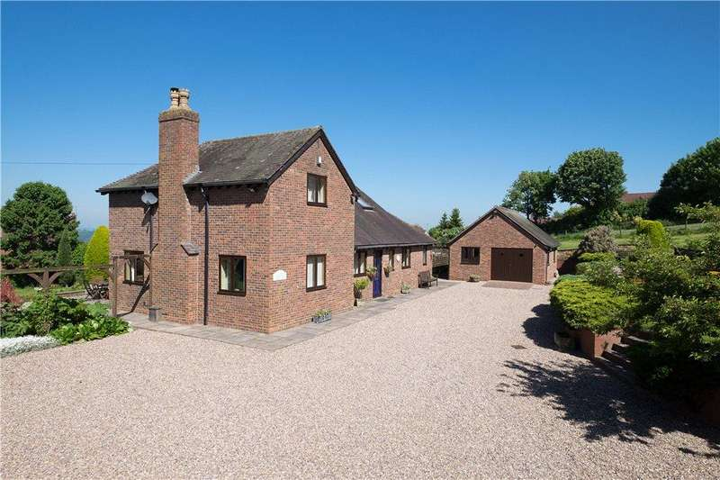 3 Bedrooms Detached House for sale in Farden, Bitterley, Ludlow, Shropshire, SY8