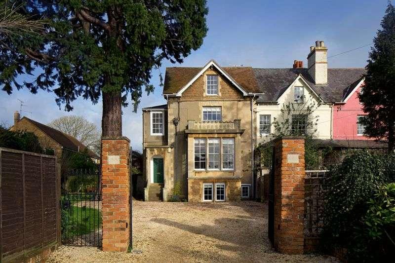 5 Bedrooms Property for sale in Spring Road, Abingdon