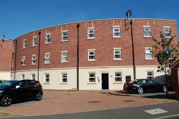 2 Bedrooms Flat for sale in Oak Grove, Abington, Northampton NN3 3JR