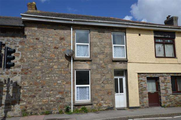 3 Bedrooms Terraced House for sale in Trevenson Street, Camborne, Cornwall