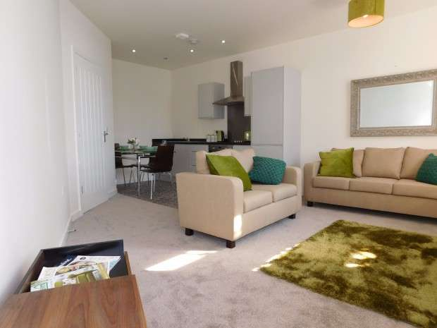 2 Bedrooms Apartment Flat for rent in Apt 107 Manor Apartments 2 Manor Row, City Centre, BD1