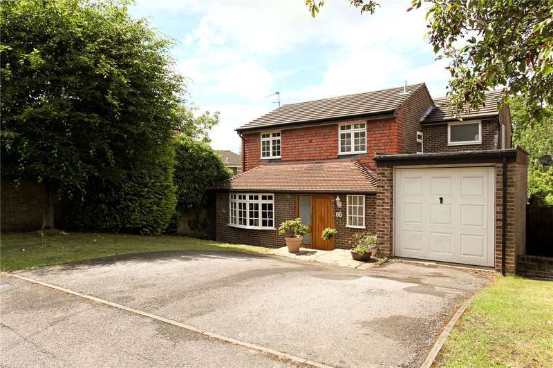 4 Bedrooms Detached House for sale in Sutherland Chase, Ascot, Berkshire, SL5