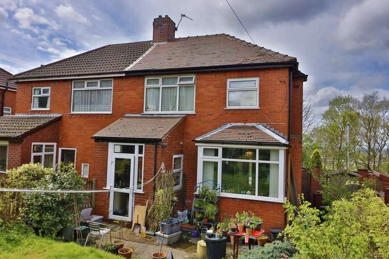3 Bedrooms Semi Detached House for sale in Wilkes Street, Oldham, Greater Manchester, OL1