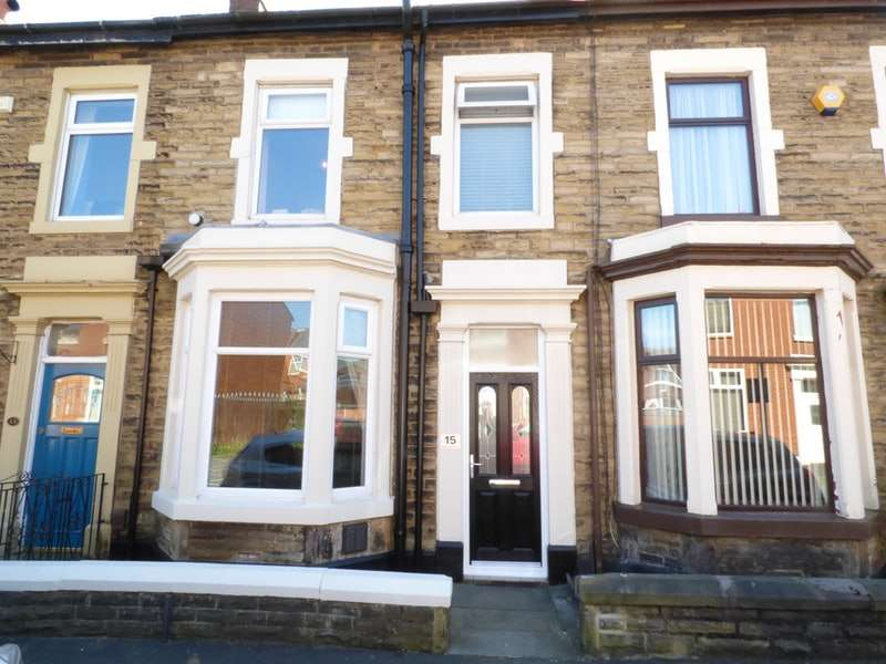 2 Bedrooms Terraced House for sale in Westminster Road, Chorley, Lancashire, PR7