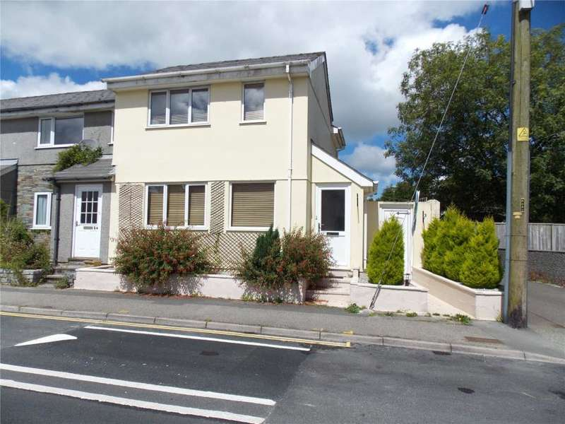 2 Bedrooms End Of Terrace House for sale in Princess Road, Pensilva, Cornwall