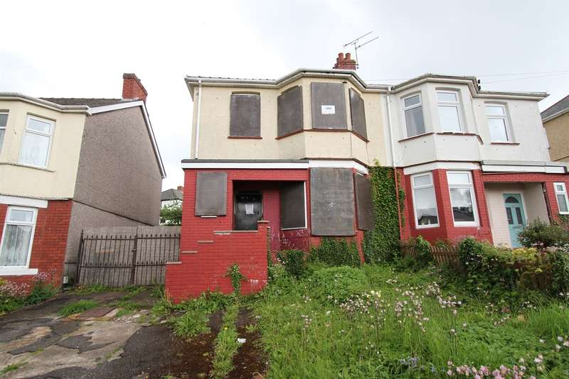3 Bedrooms Semi Detached House for sale in Ronald Road, Newport