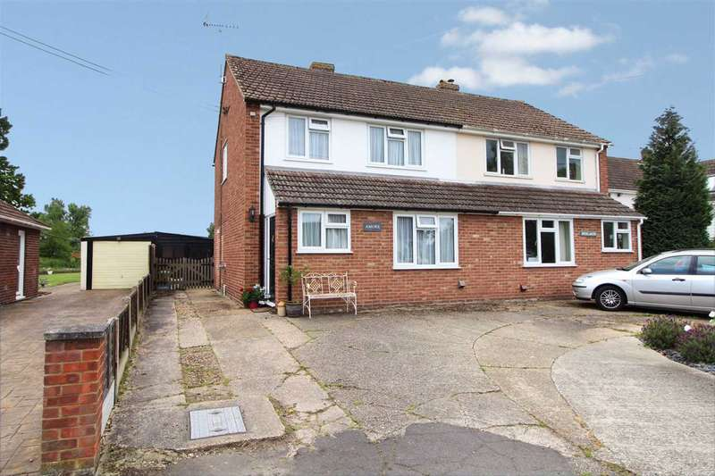 3 Bedrooms Semi Detached House for sale in Amore, Mill Road, Boxted, Colchester