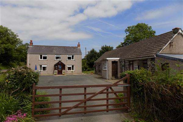 5 Bedrooms Detached House for sale in Stoneleigh, Ambleston, Haverfordwest