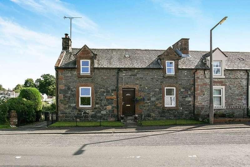 3 Bedrooms Semi Detached House for sale in Old Post House, Newbridge, Dumfries, DG2