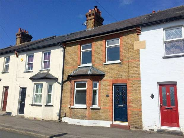 2 Bedrooms Cottage House for sale in Plough Road, West Ewell