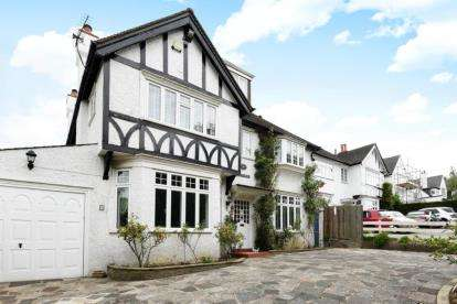 7 Bedrooms Detached House for sale in Scotts Avenue, Bromley