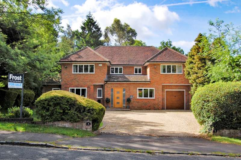 5 Bedrooms Detached House for sale in Dukes Wood Drive, Gerrards Cross, SL9