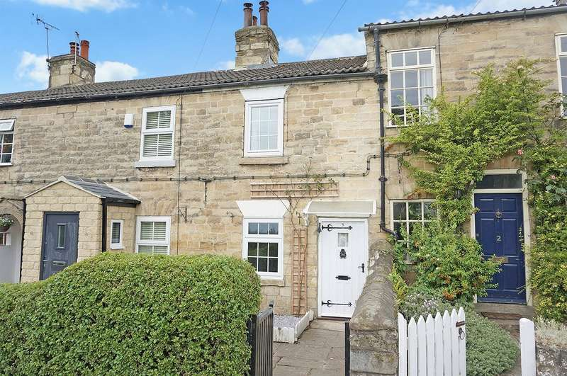 2 Bedrooms Terraced House for sale in Victoria Place, Clifford, LS23 6JJ