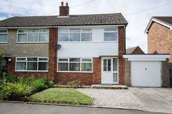 3 Bedrooms Semi Detached House for sale in Edgeware Grove, Winstanley, Wigan, WN3 6EF