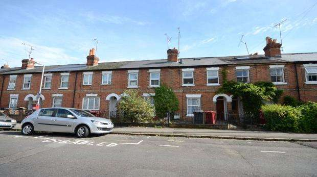 3 Bedrooms Terraced House for sale in De Beauvoir Road, Reading, Berkshire