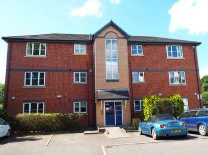 2 Bedrooms Flat for sale in Station Road, Handforth, Wilmslow, Cheshire