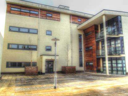 2 Bedrooms Flat for sale in Freemans Quay, Durham, Durham, DH1