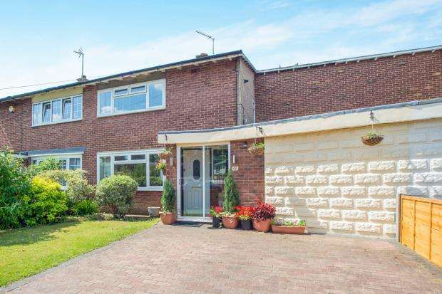 3 Bedrooms Terraced House for sale in Thames Ditton, Surrey, .