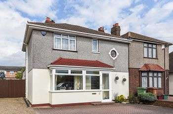 4 Bedrooms Detached House for sale in Blackfen Road, Blackfen, Sidcup, Kent, DA15 9NP