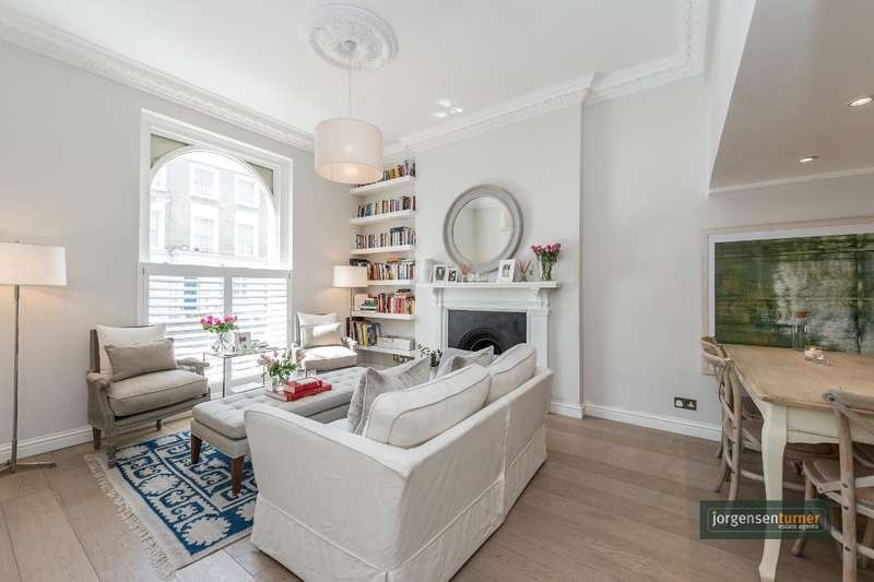 2 Bedrooms Flat for sale in Stanlake Road, Shepherds Bush, London, W12 7HE