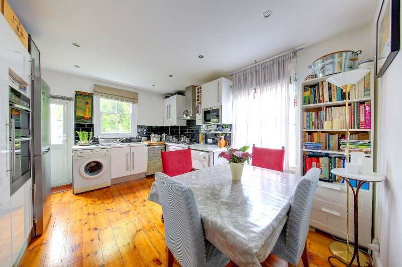 3 Bedrooms Maisonette Flat for sale in Kingston Road, Wimbledon Chase, SW20 8JR