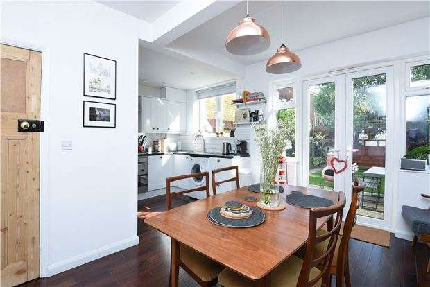 3 Bedrooms Terraced House for sale in Glenister Park Road, LONDON, SW16