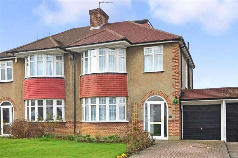 4 Bedrooms Semi Detached House for sale in Tower View, Shirley, Croydon, Surrey