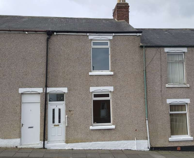 2 Bedrooms Terraced House for sale in Hawthorne Terrace, West Cornforth, Ferryhill, County Durham, DL17 9EP