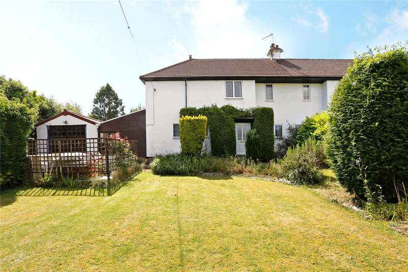 3 Bedrooms Semi Detached House for sale in Ballinger Road, South Heath, Great Missenden, Buckinghamshire, HP16