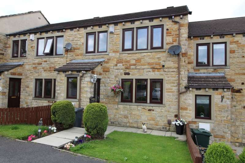 3 Bedrooms Property for sale in Rose Meadows, Keighley, BD22