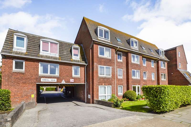 1 Bedroom Flat for sale in Homehill House, Cranfield Road, Bexhill On Sea, TN40