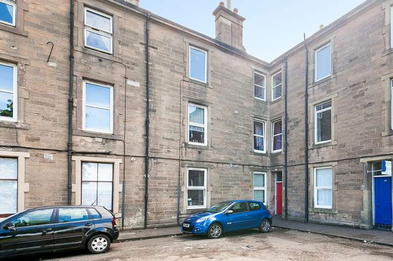 1 Bedroom Ground Flat for sale in Lower Granton Road, Newhaven, Edinburgh, EH5 3RS