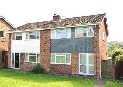 3 Bedrooms Semi Detached House for sale in Stonechat Avenue, Abbeydale, Gloucester, Gloucestershire