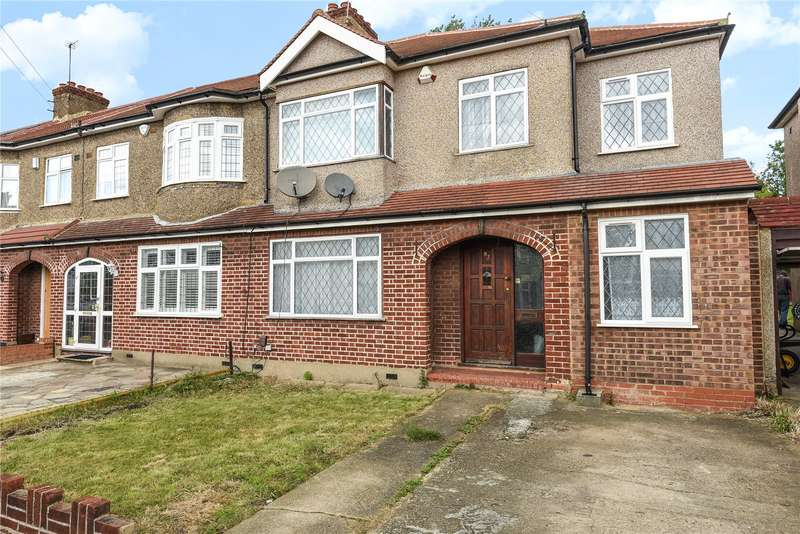 5 Bedrooms End Of Terrace House for sale in Tregenna Avenue, Harrow, Middlesex, HA2