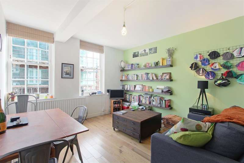 1 Bedroom Flat for sale in Peabody Buildings, Camberwell Green, SE5