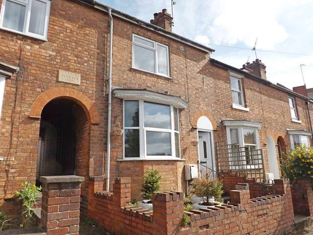 3 Bedrooms Terraced House for sale in Burford Road, Evesham