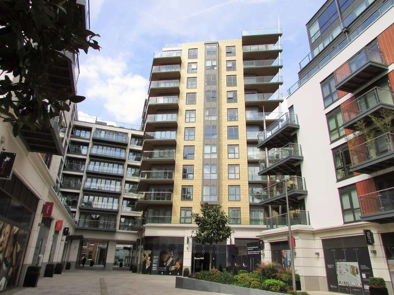 3 Bedrooms Apartment Flat for sale in Vista House, Dickens Yard