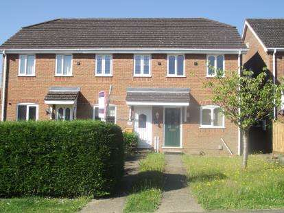 2 Bedrooms Terraced House for sale in Hounsdown, Southampton, Hampshire