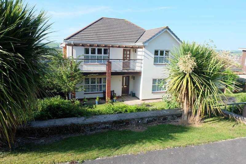 2 Bedrooms Apartment Flat for sale in Sticklepath, Barnstaple