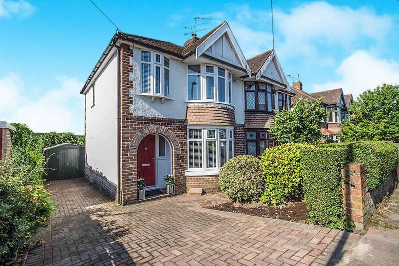 3 Bedrooms Semi Detached House for sale in Montalt Road, COVENTRY, CV3