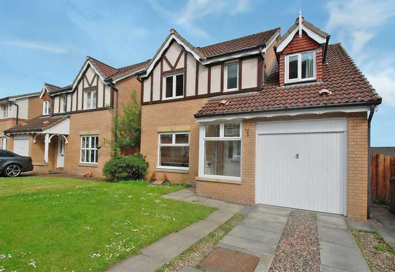 4 Bedrooms Detached Villa House for sale in Letham Rise, Dalgety Bay